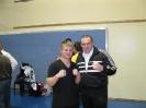 Вместе с олимпийским чемпионом по боксу среди молодежи