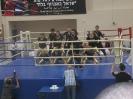 צוות בידור באליפות ישראל באיגרוף - 2014