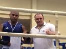 יעקב וולוך עם אלוף במשקל כבד 2014