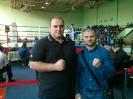 עם ולדימיר סידורנקו - אלוף עולם באיגרוף מקצועני
