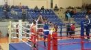 דני מנצח באליפות ישראל באיגרוף - 2016