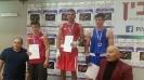 מוחמד אבו ריאש - ניצחון באליפות ישראל באיגרוף לנוער, עפולה 2017