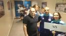 טקס פתיחת אליפות ישראל באיגרוף לנוער, עפולה 2017