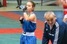 אודליה בן אפריים בתחרות איגרוף - בת-ים 02.2017