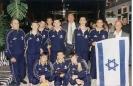 יעקב וולוך(אמצע שורה 2) חבר נבחרת בטורניר בלטביה 2001. כיום מאמן במועדון איגרוף לוד