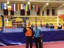 אולג ואיגור בתחרות איגרוף בלטביה שנת 2013