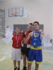 דני, אנטון ומקס - אליפות ישראל לילדים באיגרוף 2014