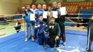 כל הקבוצה ביחד - אליפות ישראל באיגרוף בקרית גת 2015