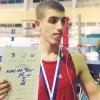 ניצחון של יוסף אבו גאנם בגמר אליפות ישראל לקדטים - 2016