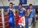 דני, לירן ומוחמד - אליפות אשדוד 2014