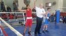 סאפי שעבן - אלוף ישראל באיגרוף לתלמידי בתי ספר, נצרת 2017