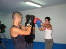 נשים באימון אגרוף