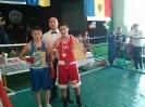 דני איליאושונוק - מקום ראשון בתחרות איגרוף בינלאומית במולדובה